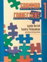Grammar Connections 1