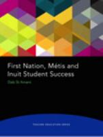 First Nations, Métis, and Inuit Student Success
