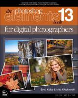 Photoshop Elements 13 Book for Digital Photographers