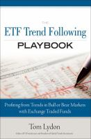 ETF Trend Following Playbook