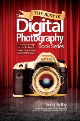 Cover image for The Best of Digital Photography Book Series