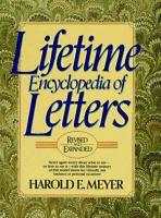 Lifetime Encyclopedia of Letters