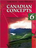 Canadian Concepts 6