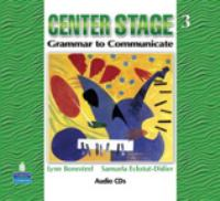 Center Stage 3 [includes Audio CDs]