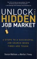 Unlock the Hidden Job Market
