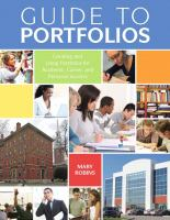 Guide To Portfolios