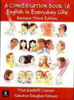 A Conversation Book 1A