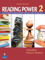 Reading Power 2 (4th)