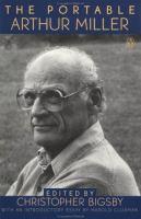 The Portable Arthur Miller