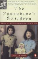 The Concubine's Children