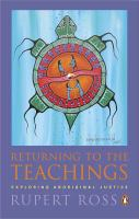 Returning to the Teachings