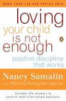 Loving your Child Is Not Enough