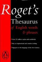 Roget's Thesaurus