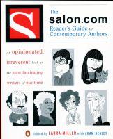 The Salon.com Reader's Guide To Contemporary Authors