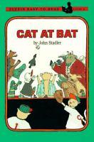 Cat at Bat