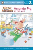 Amanda Pig on Her Own