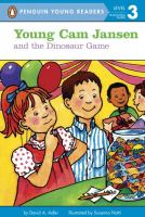 Young Cam Jansen and the Dinosaur Game