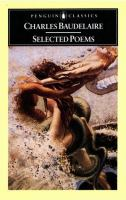 Selected Poems [of] Baudelaire