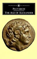 The Age of Alexander
