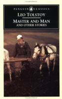 Master And Man And Other Stories