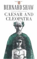C¿̐ưsar and Cleopatra