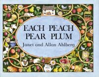 Each Peach, Pear, Plum