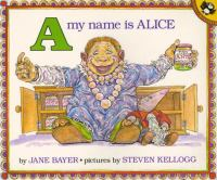 A My Name Is Alice