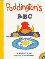 Paddington's ABC