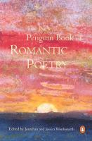 The New Penguin Book of Romantic Poetry
