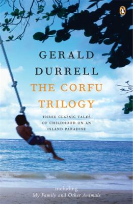 Cover image for The Corfu Trilogy