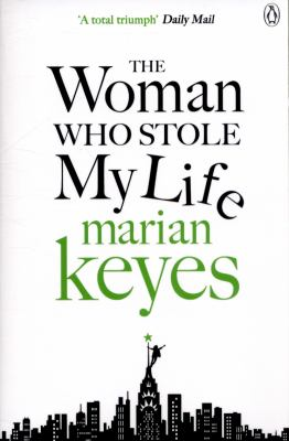 Book Cover - The woman who stole my life