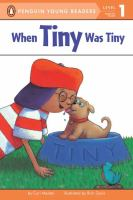 When Tiny Was Tiny