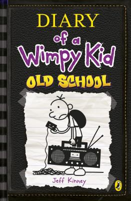 Diary of a Wimpy Kid: Old School(book-cover)