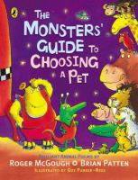 The Monster's Guide to Choosing A Pet