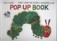 Very Hungry Catapillar Pop up