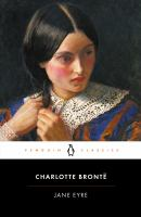 Jane Eyre by Charlotte Bronte (book cover)