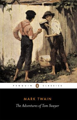 Cover Image: Adventures of Tom Sawyer