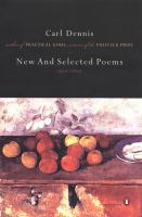 New and Selected Poems, 1974-2004