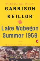 Lake Wobegan Summer 1956