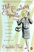 21st-century Etiquette
