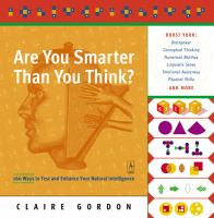 Are You Smarter Than You Think?