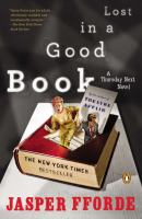 Thursday Next in Lost in A Good Book