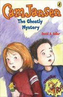 Cam Jansen, the Ghostly Mystery
