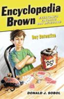 Encyclopedia Brown, by Donald J. Soboll