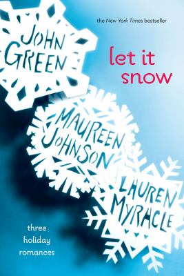 Book Cover - Let It Snow