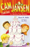 Cam Jansen: Wedding Cake Mystery #30