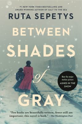 Book Cover - Between Shades of Grey