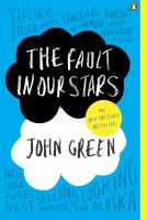 BOOK CLUB BAG : Fault in Our Stars