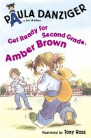 Media Cover for Get ready for second grade, Amber Brown