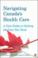 Navigating Canada's Health Care